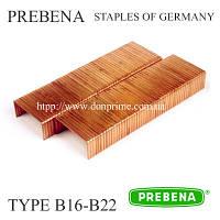 Упаковочная скоба Prebena Тип-В (34,75мм х 16-22мм)