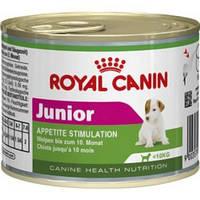 Консерва Royal Canin Canine Health Nutrition Junior Влажный корм для щенков, от 2 до 10 месяцев