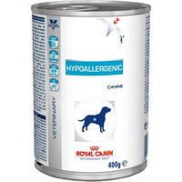Royal Canin (Роял Канин) Hypoallergenic Консервы для собак с пищевой аллергией, 420 гр.