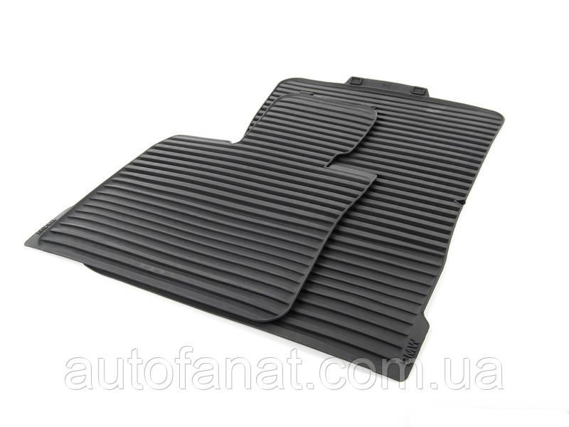 Оригинальные передние коврики салона BMW X5 (E70) (51472231953)