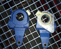 Трещетка тормозная задняя ЧАЗ А074 левая, фото 1