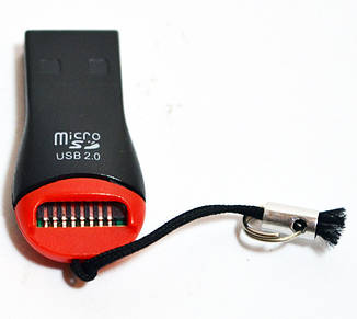 Картридер microSD, Card Reader, картридер usb