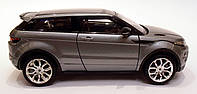 Автомодель (1:24) Land Rover Range Rover Evoque grey