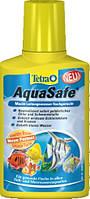 Tetra AquaSafe - Препарат для подготовки водопроводной воды в воду, пригодную для обитания аквариумных рыб (100 мл)