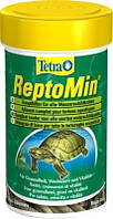 Tetra ReptoMin - гранулы для черепах (1 л)