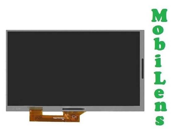 Nomi C07008, AL0203B, C07000,C07004,C07005,AP-727G, FY07021DH26A29, JK-703 (164*97мм) 30pin. Дисплей (экран), фото 2