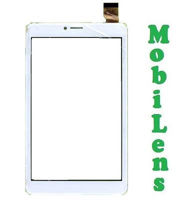 Nomi C070012, Corsa 3 3G, CY70S309-01 Тачскрин (сенсор) белый, фото 2