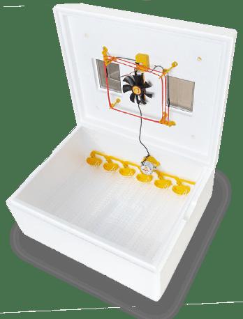 Інкубатор автоматичний Теплуша на 63 яйця (ttv12w)