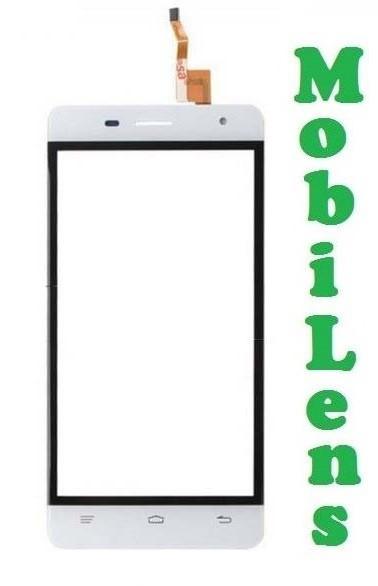 Oukitel K4000 Pro Тачскрин (сенсор) белый