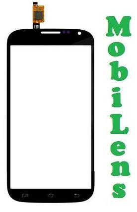 Qumo Quest 503, Ergo SmartTab 3G 5.0 Тачскрин (сенсор) черный, фото 2