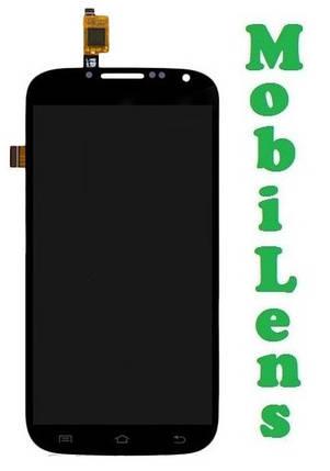 Qumo Quest 503, Ergo SmartTab 3G 5.0 Дисплей+тачскрин(сенсор) черный, фото 2