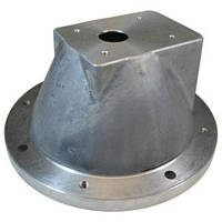 Фланец на двигатель для насоса гр.2 D300(265)