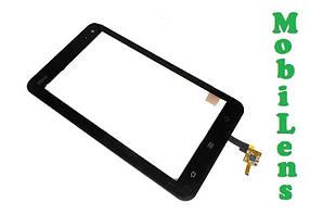 ZTE V9E, Light Tab 2 Тачскрин (сенсор) для планшета черный