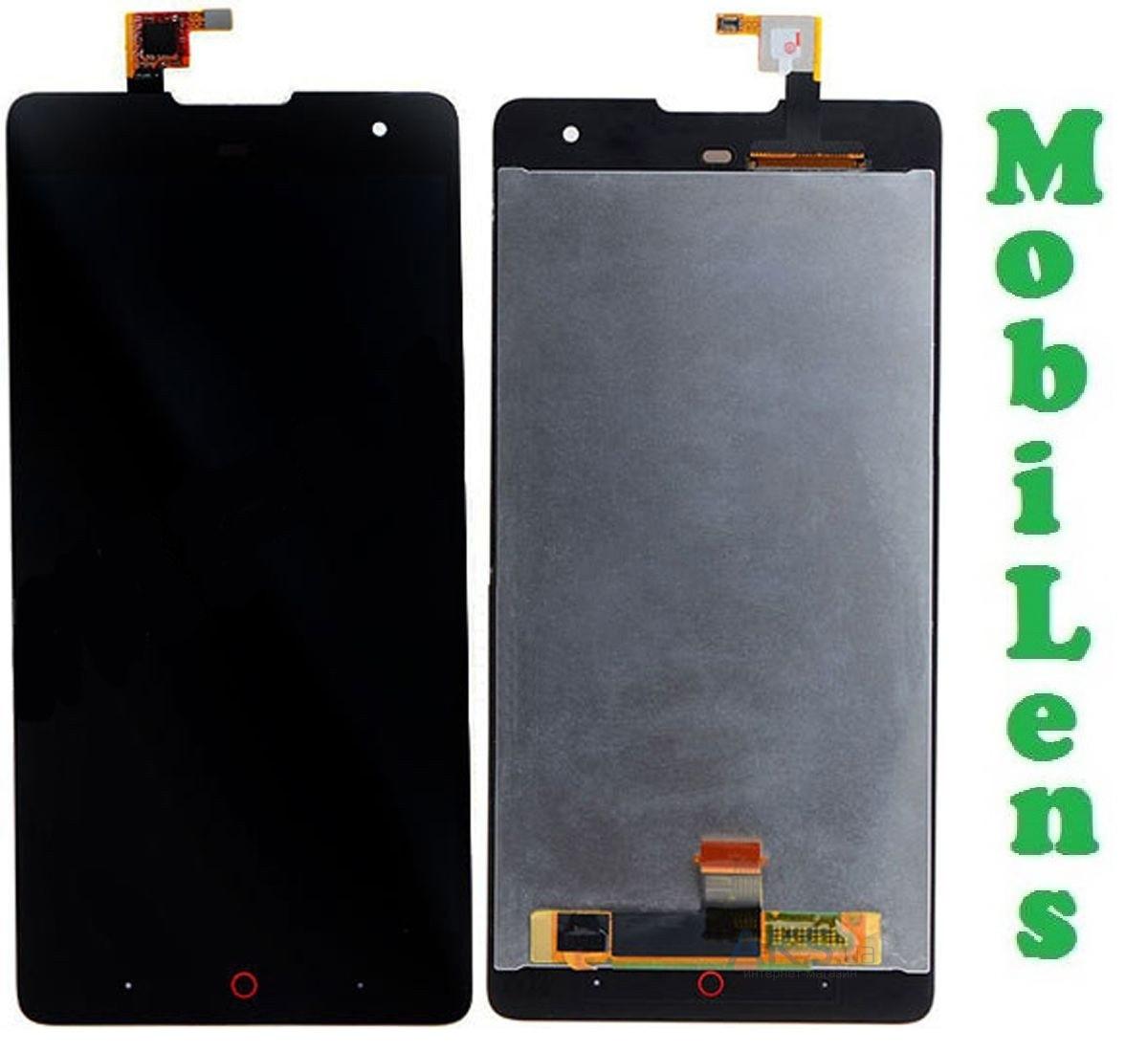 ZTE Z7 Max, Nubia Z7 Max, NX505J Дисплей+тачскрин(сенсор) черный