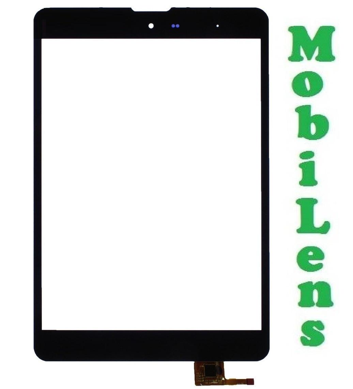 ZTE Pad E8Q, 3Q Q-pad MT7801C, ТОМАТО Т1 Тачскрин (сенсор) для планшета черный