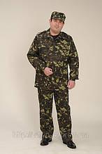 Костюм военный, одежда  охранника