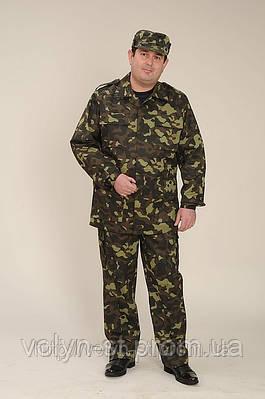 Костюм військовий, одяг  охоронця