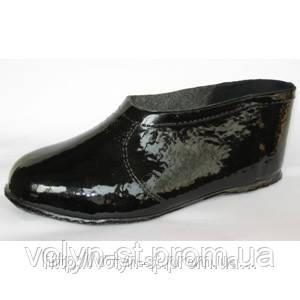 Галоши на бурки(113)защитная рабочая обувь