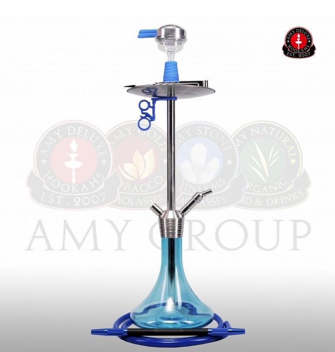 Кальян Amy DeLuxe SS 09 Plus, синий