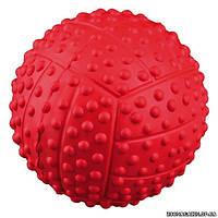 Trixie Резиновый спортивный мяч с пищалкой игрушка для собак, ø 5,5 см.
