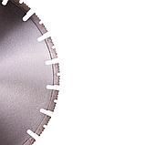 Круг алмазный отрезной 1A1RSS/C1-W 354x3,2/2,2x12x25,4-21 F4 CLG 354/25,4 RS-Z, фото 4