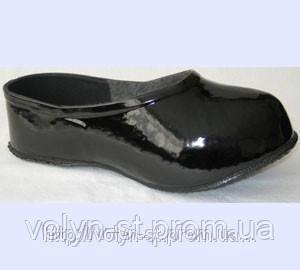 Рабочая обувь: галоши на битые валенки(109)