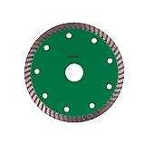 Круг алмазный отрезной 1A1R Turbo 125x2,2x8x22,23 Baumesser Stein PRO, фото 3