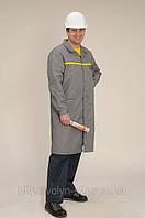 Рабочий халат для мужчин, фото 1