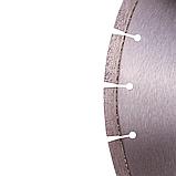 Круг алмазный отрезной 1A1RSS/C3-W 400x3,5/2,5x10x25,4-28 F4 Green Concrete, фото 3