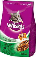 Whiskas Сухой корм для кошек с ягненком