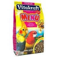 Vitakraft (Витакрафт) Menu корм для австралийских попугаев, 1кг