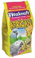 Vitakraft (Витакрафт) African Корм для крупных африканских попугаев, 750г