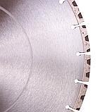 Круг алмазний відрізний 1A1RSS/C3-H 350x3,5/2,5x10x25,4-24 F4 CHG 350/25,4 RM-W, фото 4