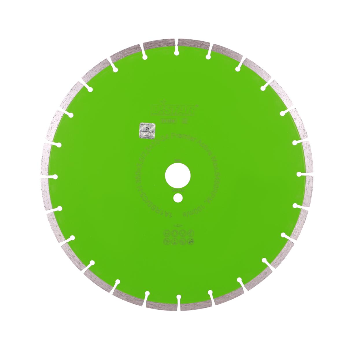 Круг алмазний відрізний 1A1RSS/C3-H 350x3,5/2,5x10x32-24 Premier Active