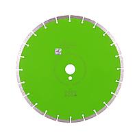 Круг алмазный отрезной 1A1RSS/C3-H 350x3,5/2,5x10x32-24 Premier Active, фото 1