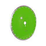 Круг алмазний відрізний 1A1RSS/C3-H 350x3,5/2,5x10x32-24 Premier Active, фото 2