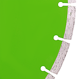 Круг алмазний відрізний 1A1RSS/C3-H 350x3,5/2,5x10x32-24 Premier Active, фото 3