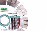 Круг алмазний відрізний 1A1RSS/C3-H 125x2.2/1,4x11x22,23-10 Bestseller Universal, фото 3