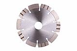 Круг алмазний відрізний 1A1RSS/C3-H 125x2.2/1,4x11x22,23-10 Bestseller Universal, фото 5