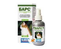 Барс спрей противопаразитарный для кошек 100 мл