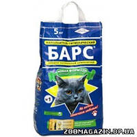 БАРС №1 крупный - наполнитель для кошачьего туалета