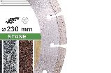 Круг алмазний відрізний 1A1RSS/C3-H 230x2,6/1,8x10x22,23-16 Stone, фото 2