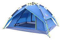 Палатка трехместная автоматическая GreenCamp 1831, фото 1