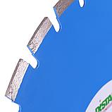 Круг алмазний відрізний 1A1RSS/C1-W 454x3,8/2,8x12x25,4-26 F4 Classic H12, фото 3