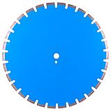 Круг алмазний відрізний 1A1RSS/C1-W 504x3,8/2,8x12x25,4-30 F4 Classic H12, фото 2
