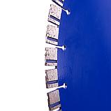 Круг алмазний відрізний 1A1RSS/C3-W 350x3,2/2,2x15x25,4-48 F4 Meteor H15, фото 3