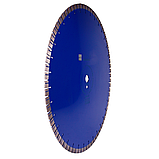 Круг алмазный отрезной 1A1RSS/C3-W 500x3,8/2,8x15x25,4-72 F4 Meteor H15, фото 2