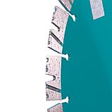 Круг алмазний відрізний 1A1RSS/C3-H 400x3,5/2,5x15x25,4-(11,5)-28 Technic Advanced, фото 3