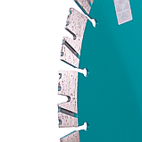 Круг алмазный отрезной 1A1RSS/C3-H 400x3,5/2,5x15x25,4-(11,5)-28  Technic Advanced, фото 3