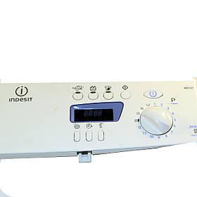 Плата индикации для стиральной машины INDESIT WIE 107 (БУ)